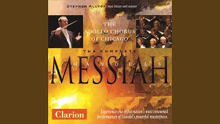 Messiah, HWV 56: Part II: Aria: Why do the nations so furiosly rage together (Bass)