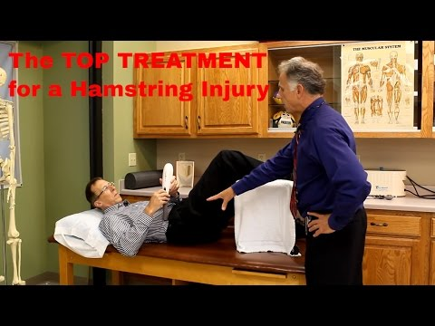 The Top Treatment for Hamstring Injury, Pull, Tear, or StrainQuick Recovery.