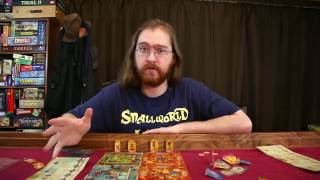 Overly Critical Gamers - Dungeon Twister - Instructional/Gameplay/Review