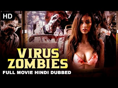 VIRUS ZOMBIES 2020 New Released Full Hindi Dubbed Movie   Hollywood Movies In  HD