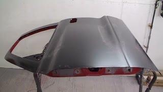 door skin remove replace video on 1998 dodge dakota in the art of auto body repair