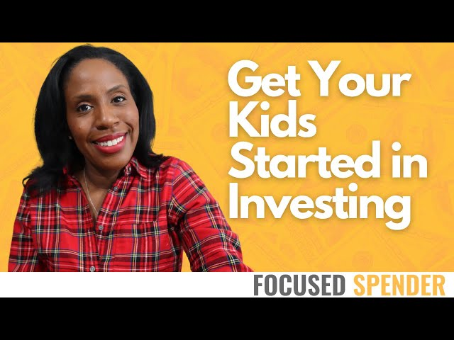 Custodial Investment Accounts | How and Where to Invest for Kids | UTMA & UMGA Explained!
