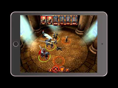 Лорды Раздора геймплей (gameplay) HD качество