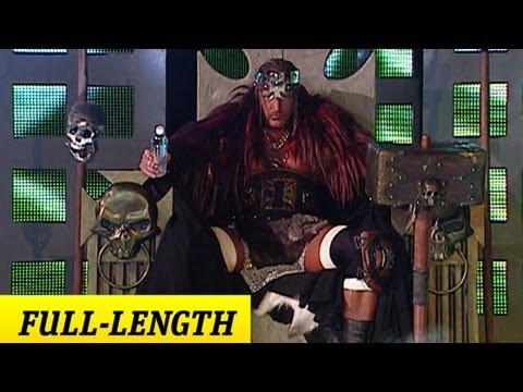 Triple H's WrestleMania 22 Entrance