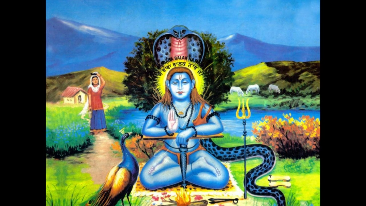 Hindu God Baba Balak Nath Nice Wallpapers Images Pictures Photos Video