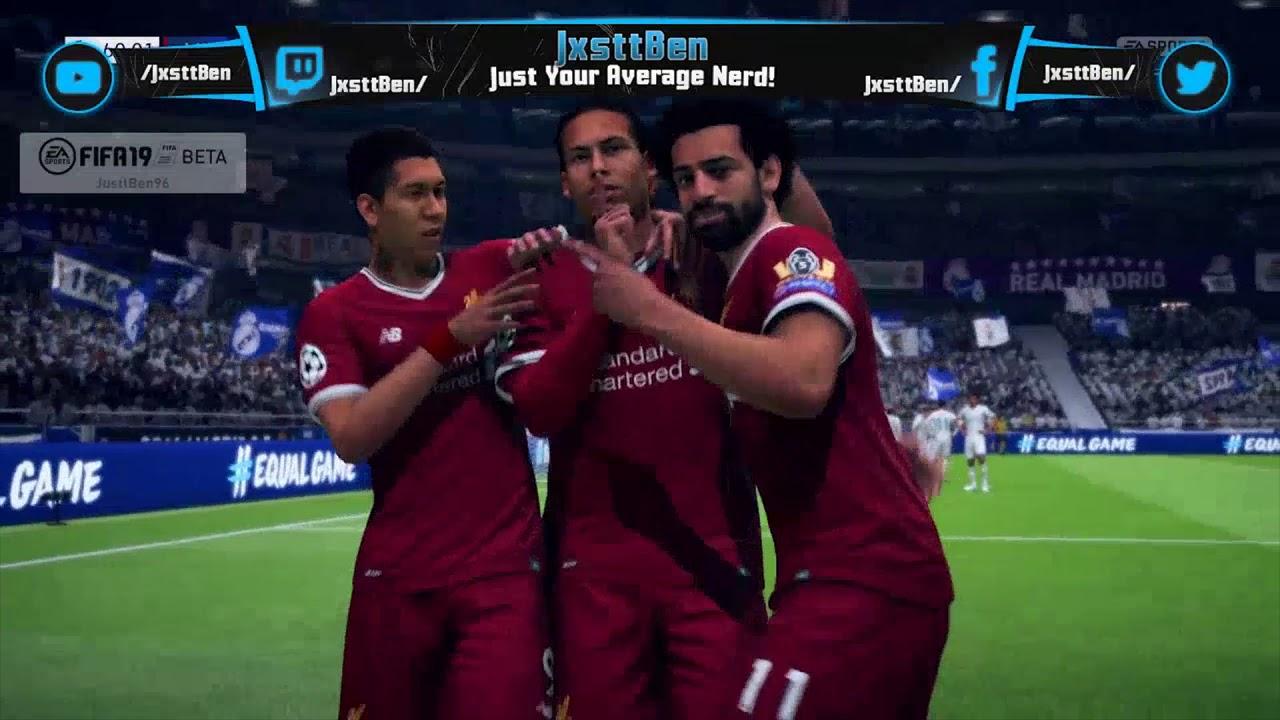 52bc8201490a15 Liverpool Fifa 19 – Bildergalerie für Clubbilder