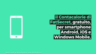 Contapassi e contacalorie gratis per Smarphone screenshot 1