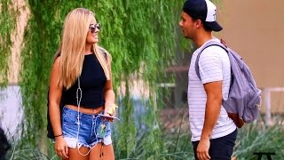 College Games with Girls Prank