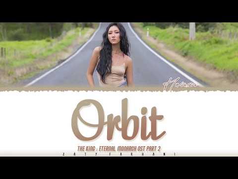 HWASA (MAMAMOO)  – 'ORBIT (The King : Eternal Monarch OST Part 2) Lyrics [Color Coded_Han_Rom_Eng]
