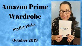 Amazon Prime Wardrobe Stylist Oct 2019 (TRY BEFORE YOU BUY)
