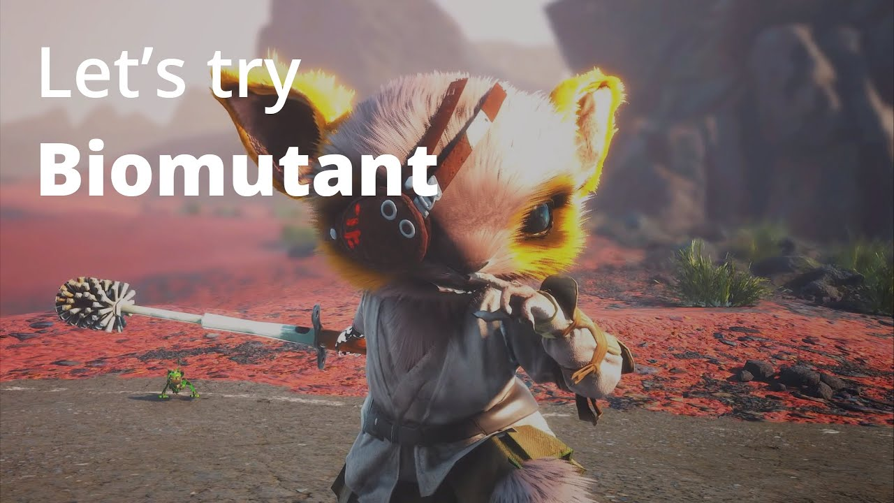 Biomutant and chill (+ small channel update) [GOG]