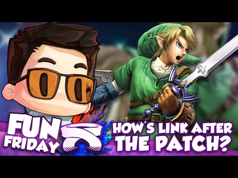 【Analysis】How's Link After The Patch? - ZeRo