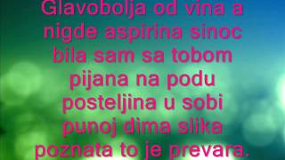 Seka Aleksic - Aspirin (text pesme)
