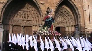 Salida Nuestra Señora de la Luz - Procesión Camino de la Luz - Semana Santa León 2017