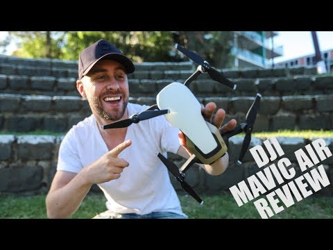 Download Youtube: DJI MAVIC AIR REVIEW - MY NEW FAVORITE DRONE!