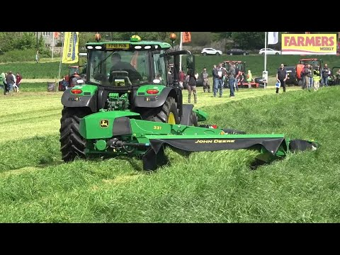 Grassland UK: All the action from the show's silage fields