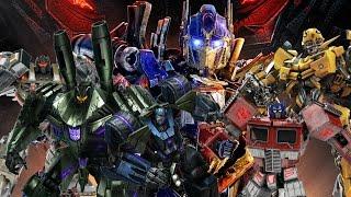 ТОП-10 игр про Трансформеров / TOP 10 games about Transformers