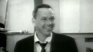Frank Sinatra In Studio - It Was A Very Good Year (1965)