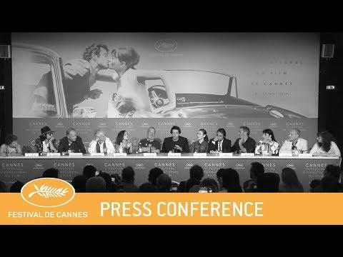THE MAN WHO KILLED DON QUIXOTE - Cannes 2018 - Press Conférence - EV
