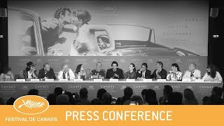 THE MAN WHO KILLED DON QUIXOTE - Cannes 2018 - Press Conférence - EV