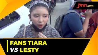 Tiara Andini Enggan Komentar Saat Digoda Rizky Billar di Panggung - JPNN.com