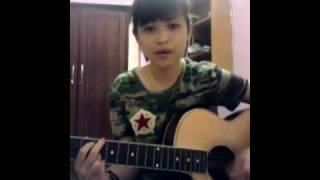 Mờ Naive Cover Guitar - Riêng mình em (Miu Lê)