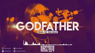[FREE] Instru Rap Type SCH x NINHO | Instrumental Rap Trap/Lourd - GODFATHER - Prod. By TRD BEAT