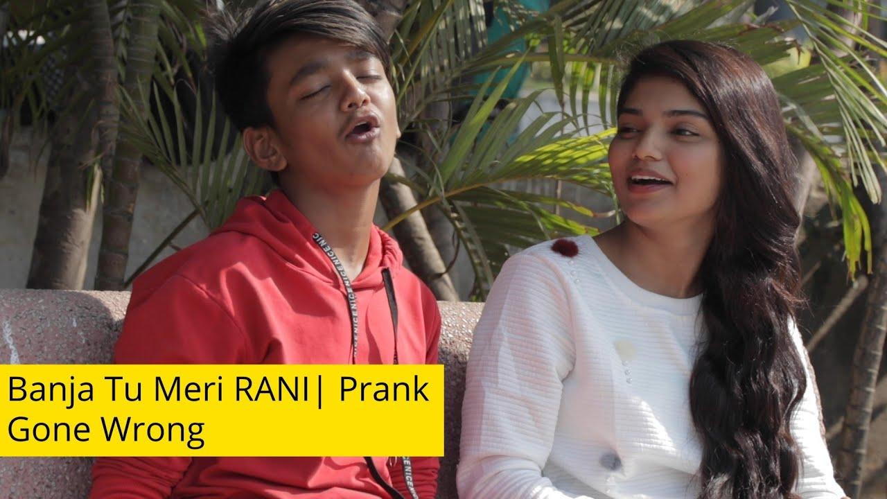 SRK Saying Banja Tu Meri RANI | Bantai It's Prank