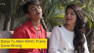SRK Saying Banja Tu Meri RANI | Bantai It