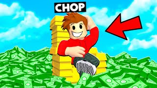 CHOP AND FROSTY BECOME BILLIONAIRES IN ROBLOX CITY