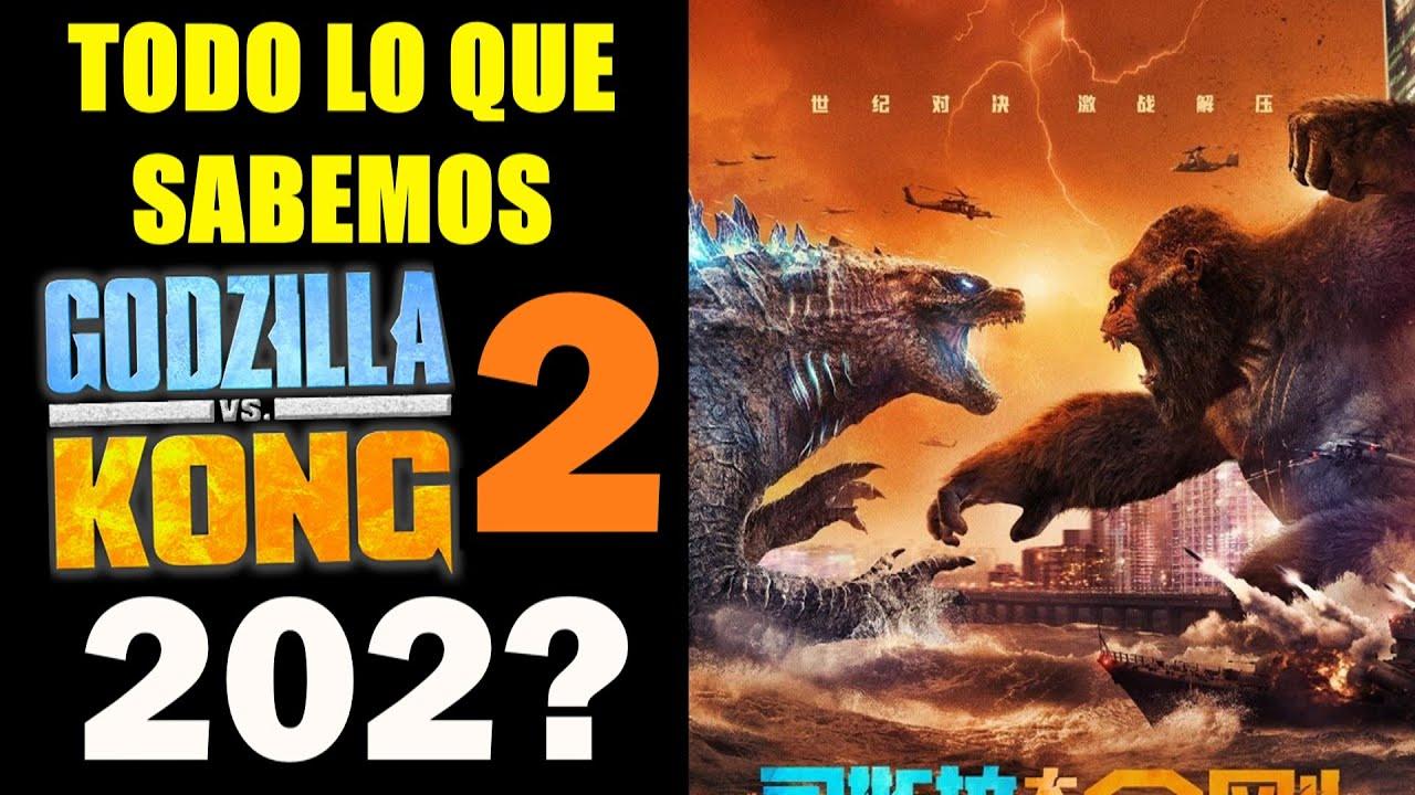 ¿Habrá GODZILLA VS KONG 2? ¿Veremos una NUEVA PELÍCULA del MONSTERVERSE?