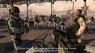 Call of Duty 6 Modern Warfare 2 - Acto 1 Misión 1 -