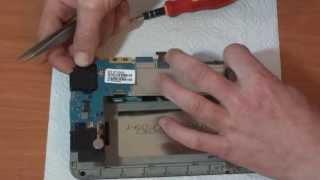 Riff Box JTAG - Samsung Tab P1000 - Bootloader repair