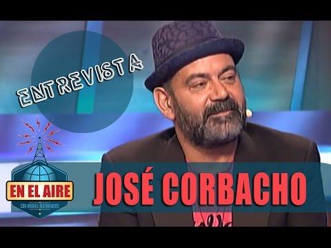 Buenafuente entrevista a José Corbacho - En el aire