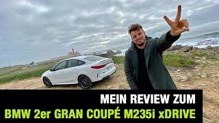 2020 BMW 2er Gran Coupé M235i xDrive (306 PS)🏁 Fahrbericht   FULL Review   Test-Drive   Sound   POV