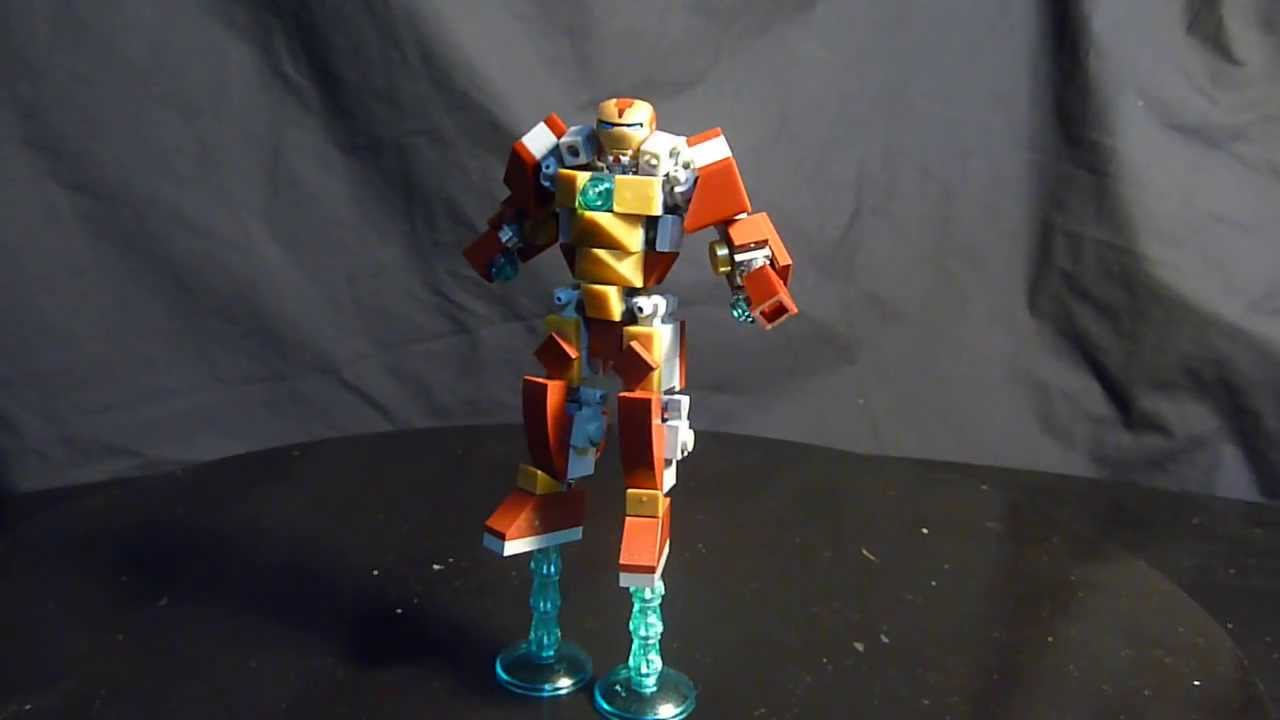 Iron Man 3 Heartbreaker Armour , A Lego Superhero Creation ...