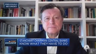 Premature withdrawal of central bank support would be extraordinarily detrimental, Standard Chartere