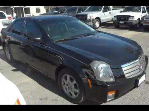 2005 Cadillac CTS 2.8 Review