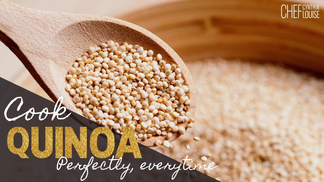 How To Cook Quinoa Perfectly Every Time It The Best Way To Cook Quinoa