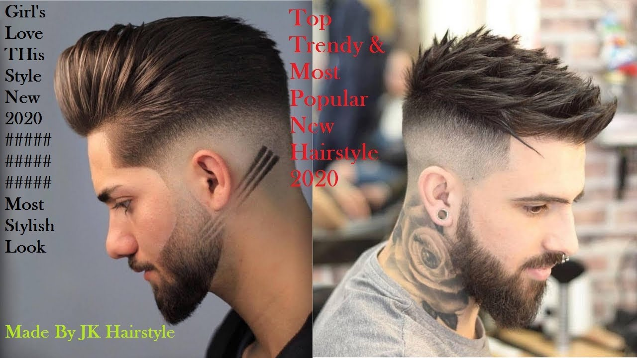 New Most Attractive Haircut Hairstyle For Boys Men 2020 By Itx Jk Hairstyle Youtube