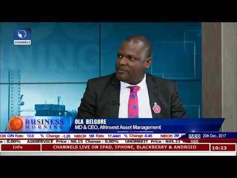 Analysing Nigeria's Mutual Funds In 2018