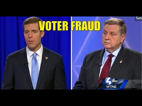 HAPPENING NOW! GOP UNCOVERS VOTER MACHINE ERRORS IN PA ELECTION!