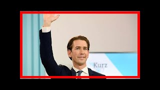 Millennial in austria set to become the world's youngest leader News Today