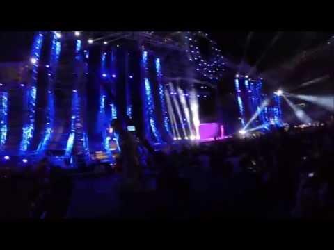 Nicky Romero - Colors Live @Ultra Europe 2014 | GoPro