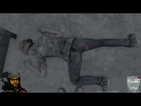 DayZ007- Hobo Howard cleaning up the streets