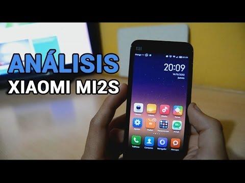 Análisis Xiaomi Mi2S, ¿mejor que el Samsung Galaxy S4?