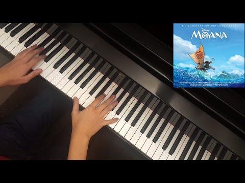 [Moana] [Instrumental] Alessia Cara - How Far I'll Go (single) (Piano Cover)