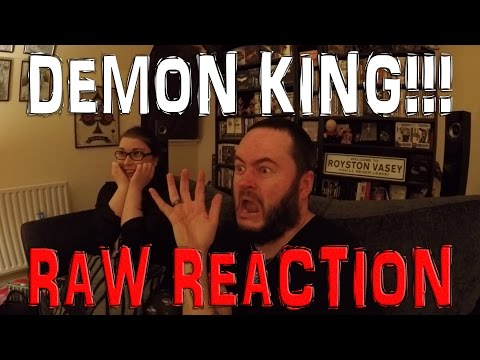 DEMON KING!!! LIVE REACTION WWE RAW 8TH AUGUST 2016