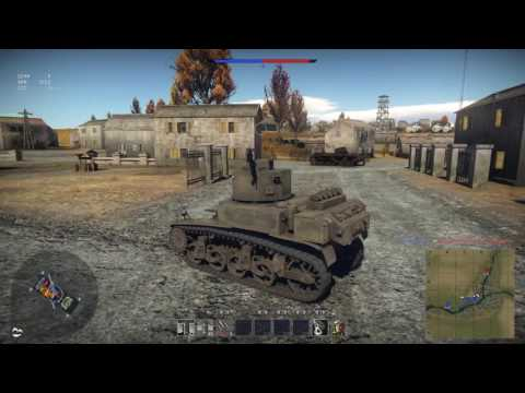 War Thunder: The M4 American tank