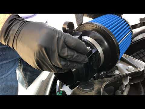 How To Install The Burger Motorsports BMW B48 Billet Intake
